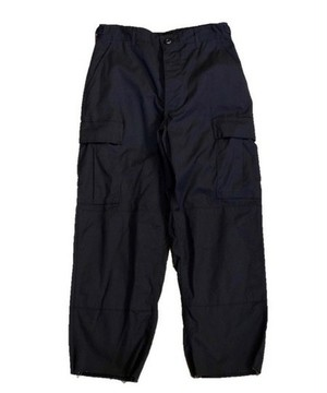 BLACK 357 B.D.U.TROUSERS    KB17F076CT