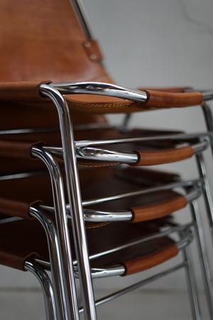 Charlotte Perriand Les Arcs Chair ③