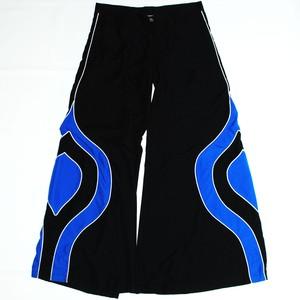 『POSUS JEANS』00s vintage rave design pants