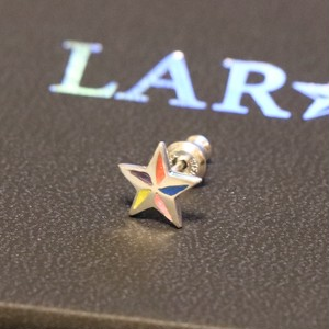 5Nautical star ピアス