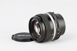 NIKON Ai-S 50mm F1.4 MF ニコン