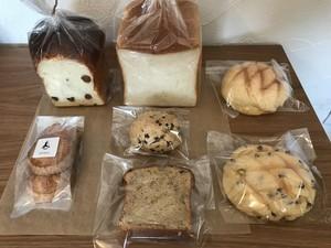 9/23発送 パンとおかしのセット