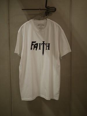 FUCKINGAWESOME / Faith Tee (White)