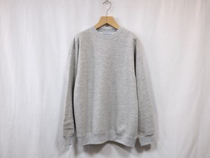 "UNIVERSAL PRODUCTS.""YAAH ECO T/C CREW NECK SWEAT GRAY"" """