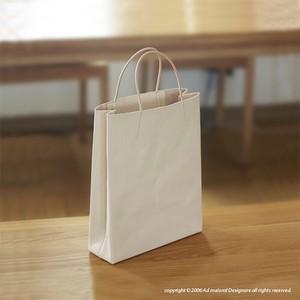 大人の革袋 Sナチュラル+持ち手カバーセット[受注生産品]