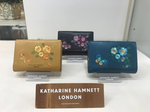 KATHARINE HAMNETT LONDON 財布