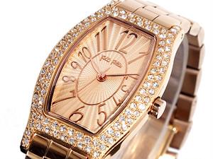 フォリフォリ FOLLI FOLLIE 腕時計 WF5R084BPP ピンクゴールド