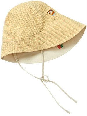 【Nathalie Lete】HAT CAT AND STRAWBERRY