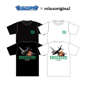 RELAX ORIGINAL × FREEDOM NAGOYA 2021 –EXPO- Collaboration T-shirts