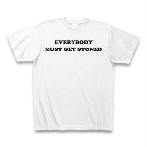 GET STONED Tシャツ ホワイト