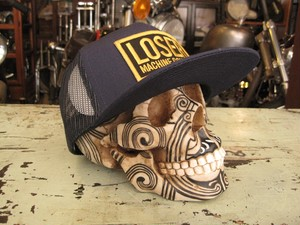LOSER MACHINE CAP  EMPIRE / NAVY