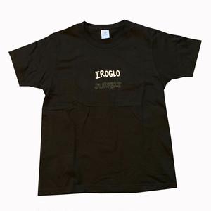 IROGLO/KIDS/イログロ/キッズ/MNTL/Tシャツ/ブラック