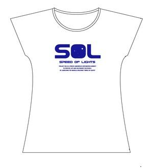 SOLワンピースTシャツ