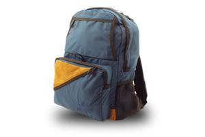 Admon Bookpack 【アドモン ブックパック レザー・ボトム】ネイビー【JANDD】