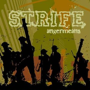 【USED】Strife / Angermeans