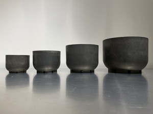 『GAN CRAFT ORIGINAL G2-POT』BLACK 4POT set