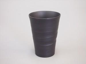 【常滑焼】フリーカップ(黒)