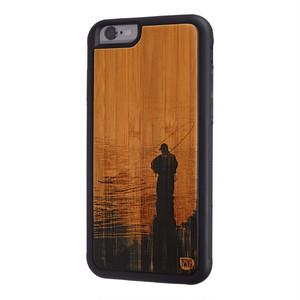 Gone Fishin' - Bamboo - iPhone 6/6S/6 Plus/6S Plus