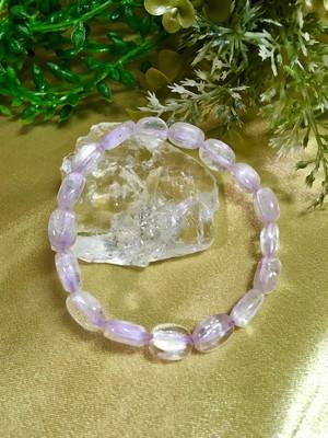 【送料無料】✴︎宝石質&極上透明感✴︎聖母マリアの愛のエネルギー♡クンツァイト♡