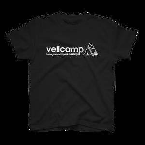 NEWrogo T-shirt VELLCAMP BLACK