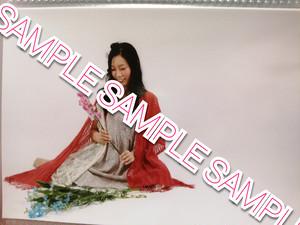 ブロマイド「花とともに3」