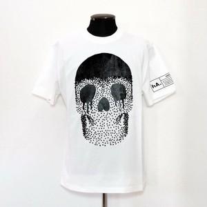 30%OFF 20FW スカル ミステリー Tシャツ:Haculla ハキュラ