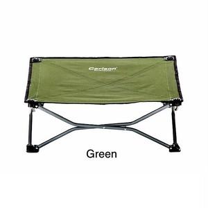 Carlson(カールソン)ポータブルポップアップベッド Sサイズ グリーン 犬用コット