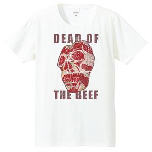 [Tシャツ] skull beef