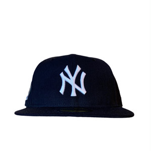 NEW ERA New York Yankees Subway Series 59Fifty Fitted /Navy×White (Ice Blue Brim)