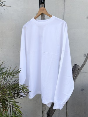 unfil / organic cotton long sleeve Tee