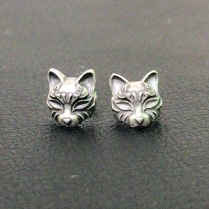 猫面ピアス(Cat Mask Pierce)