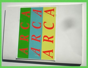 ARCA+葉っぱ(サイン付)