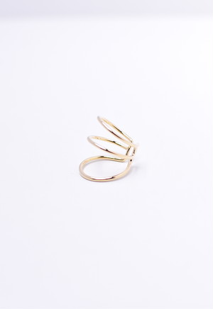 trois ring /gold