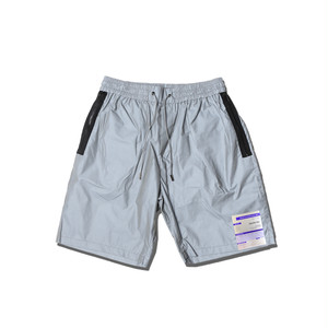 REFLECTOR HALF PANTS / GRAY