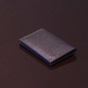 MOSCOW BRONZE / PINETTI DOUBLE BUISINESS CARD HOLDER(モスクワ ブロンズ / ピネッティ ダブルビジネスカードホルダー)