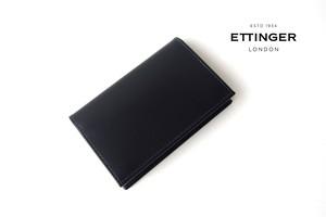 エッティンガー|ETTINGER|名刺入れ|カードケース|BH143C|ブライドルレザー|ネイビー