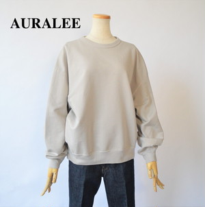 AURALEE/オーラリー ・SUPER SOFT SWEAT BIG P/O