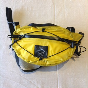 【RawLow Mountain Works】Nuts Pack(Yellow)