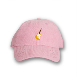 【sold out】コーデュロイCAP (ピンク)