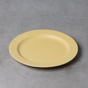 SAKUZAN  sara Plate 262mm --YELLOW--