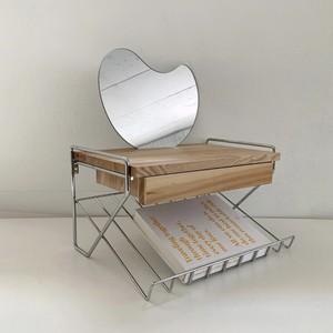 magazine rack wall shelf mini table / マガジンラック ウォールシェルフ ミニ テーブル 棚 韓国 北欧