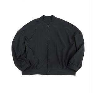 NO CONTROL AIR 【ノーコントロールエアー】 Polyester wrinkle taffeta Blouson