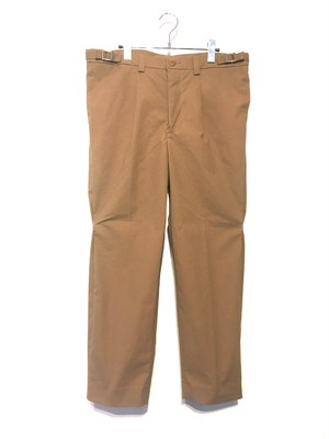 """CITY"" B.Millerain utility tuck pants"