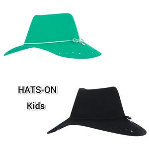 HATS-ON(ハッツオン) Kids 型抜きフェルトハット