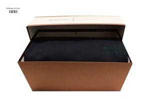 BRAMA STORI-RIN-クルーネックスウェットシャツ(ネイビー/メンズ)