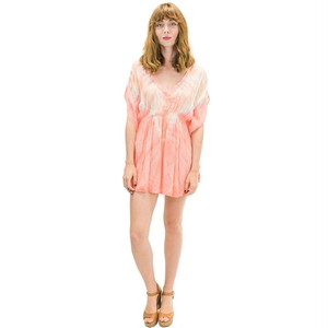 Angels by the sea/ Mana Tunic In Abstract
