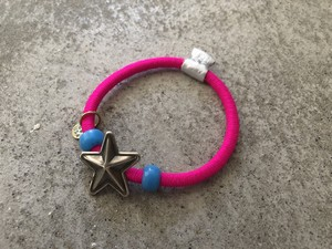 Button Works USA ボタンワークス U.S.A. Star Concho Gum-New/Neon