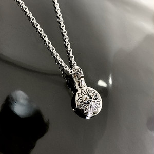 SW:HEART NECKLACE / スタンプワークハートネックレス