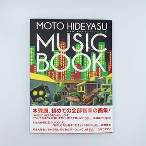 MOTO HIDEYASU MUSIC BOOK ~本秀康 音楽イラストレーション集