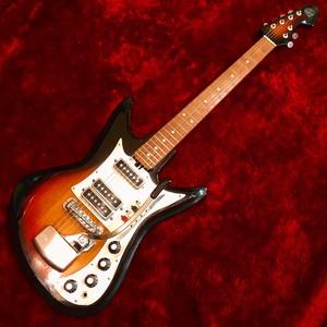 c.1960s Teisco K-3L ビザールギター 調整済 6ヶ月保証
